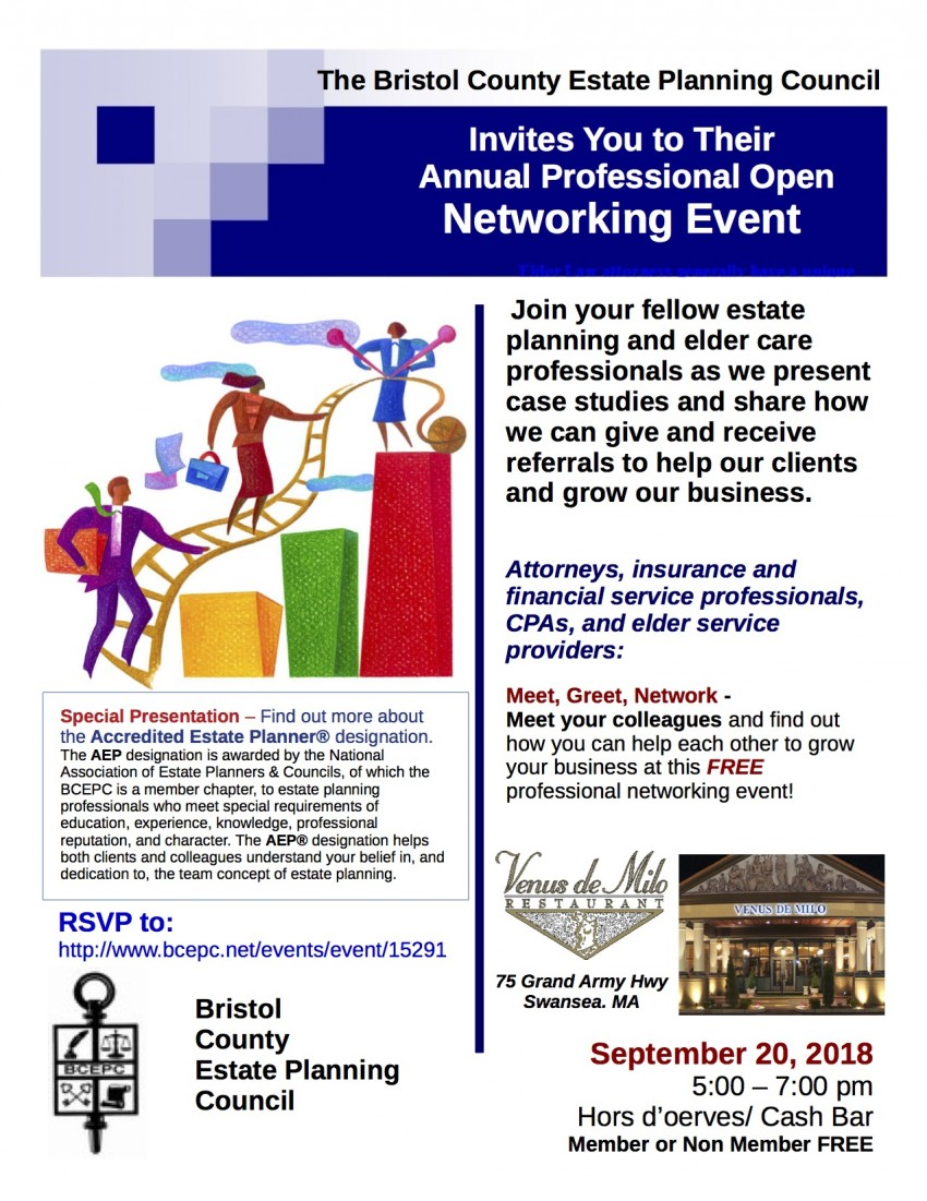 Members Bristol County Estate Planning Council